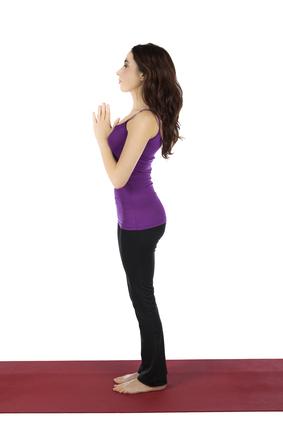 yoga for joy  tadasana  grass valley nevada city ca